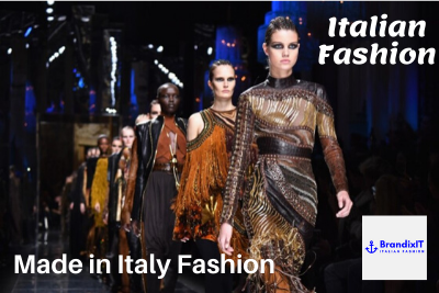 Luxury Italian Fashion Brands